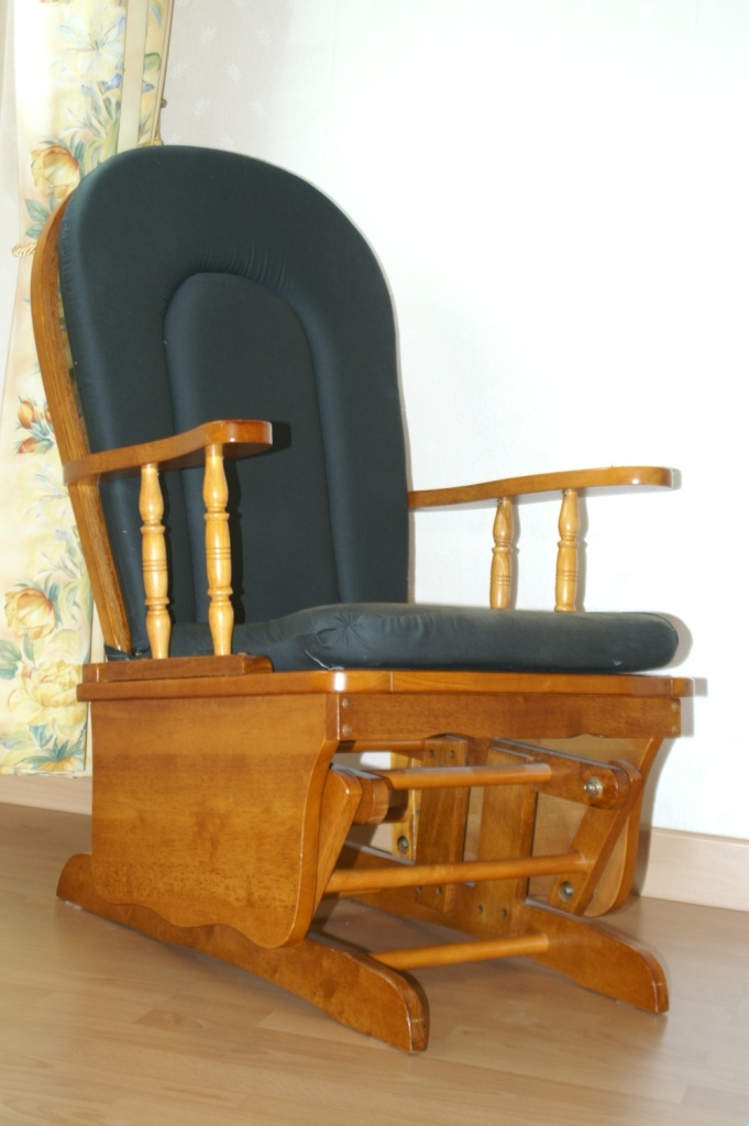 nous vendons tout fauteuil rocking chair a balancier. Black Bedroom Furniture Sets. Home Design Ideas